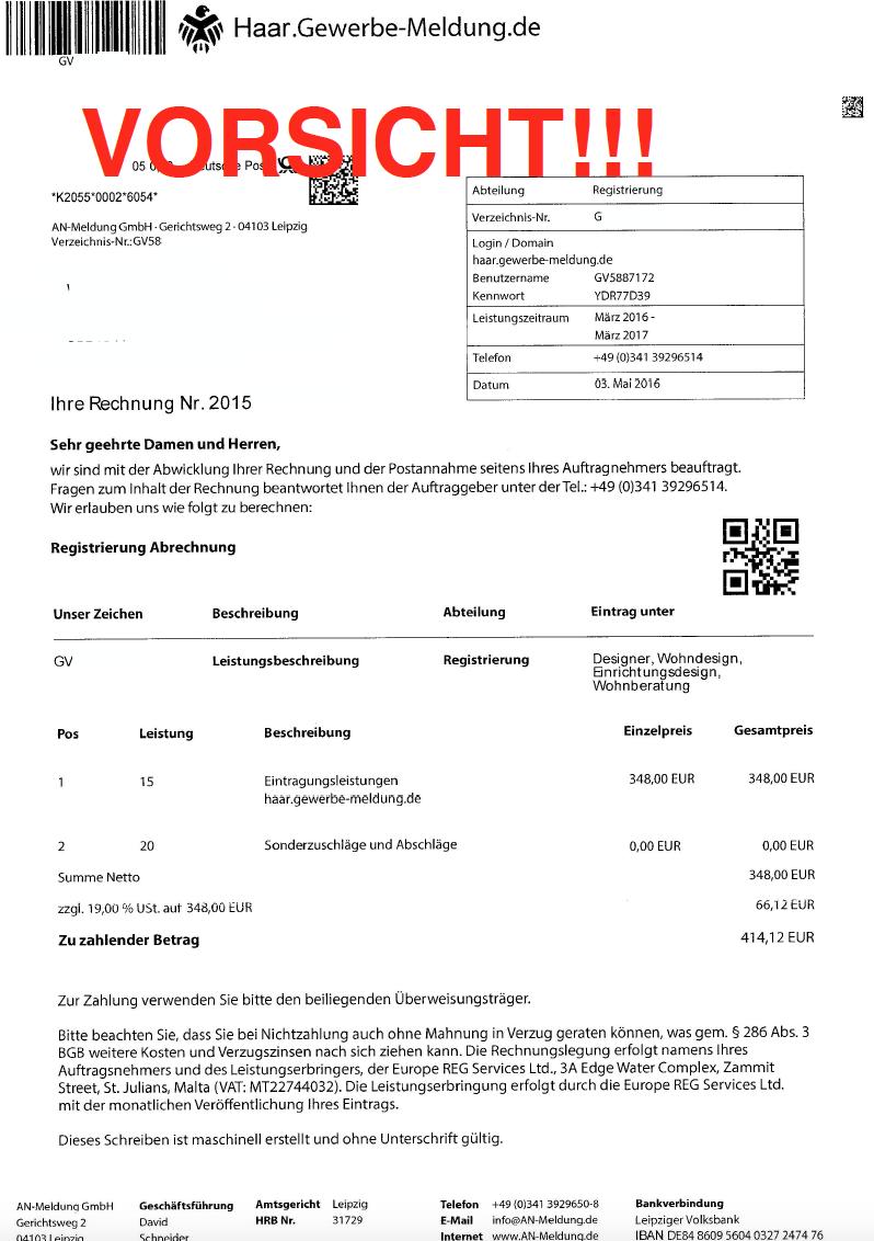 AN-Meldung GmbH